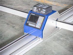 1300x2500mm CNC pemotong logam Plasma dengan biaya rendah yang digunakan mesin pemotong plasma cnc