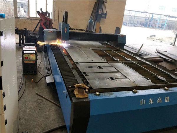 1325 Cina CNC Mesin Pemotong Logam Plasma