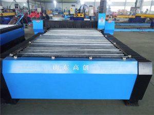 1325 cnc mesin pemotong plasma untuk memotong stainless