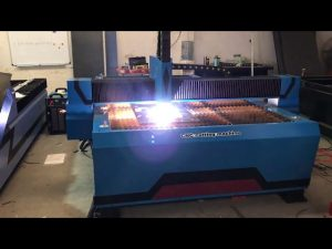 penjualan panas cnc logam mesin pemotong plasma / plasma cutter penjualan
