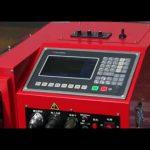 1800mm portabel rel berat cnc plasma api mesin pemotong gas