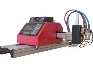 Hot sale portabel gantry cnc api plasma mesin pemotong dengan thc untuk baja