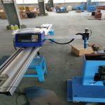 2018 penjualan panas portabel cnc mesin pemotong pipa baja plasma