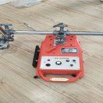 cg2-11d / g mesin pemotong pipa dengan baterai
