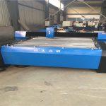 Cina 1325 plasma cutter logam cnc mesin pemotong plasma