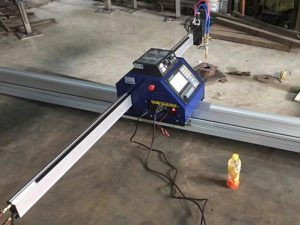 China murah 1500 * 2500mm logam portabel cnc plasma mesin pemotong ce
