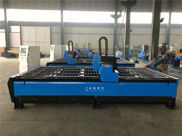 Api CNC Logam Cina dan Mesin Pemotong Plasma