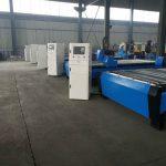 cnc plasma portabel api mesin pemotong meja / bangku desktop / hardware cnc mesin pemotong stainless steel