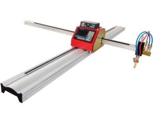 Harga yang kompetitif lengan penyanyi portabel cnc gas plasma cutter 1525/1530