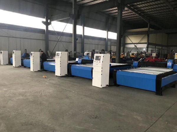 Harga Diskon 1530 Mesin Pemotong Meja Plasma CNC