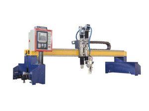 Gantry Type CNC Plasma dan mesin pemotong api untuk pembuatan halaman kapal dari Shanghai Laike - Tayor Cutting Machinery