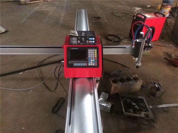 Kualitas tinggi portabel cnc mesin pemotong plasma cnc plasma cutter untuk stainless steel dan lembaran logam