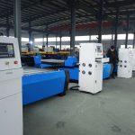 mesin pemotong lembaran logam / cnc plasma cutter harga 1325 murah