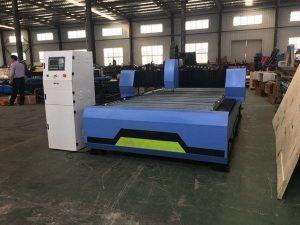 mesin pemotong plat stainless steel besar