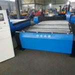 memotong baja stainless cnc plasma mesin pemotong logam