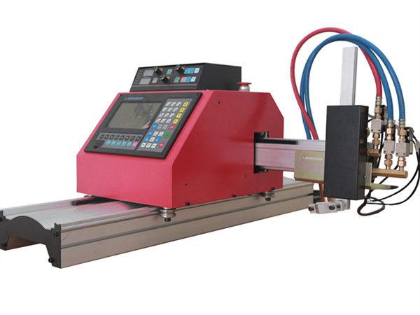 Profil Tabung Baja Multifungsi Persegi CNC FlamePlasma Mesin Pemotong dengan kualitas tinggi