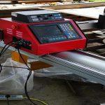 cnc mesin pemotong numerik portabel / logam mesin pemotong plasma