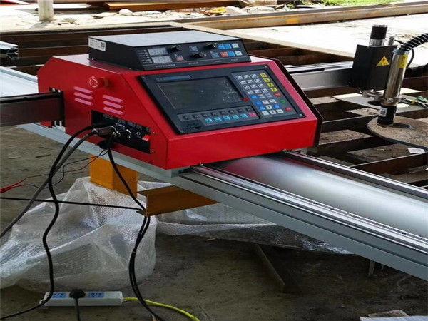 NHC-1525 CNC mesin pemotong numerik portabel mesin pemotong plasma logam