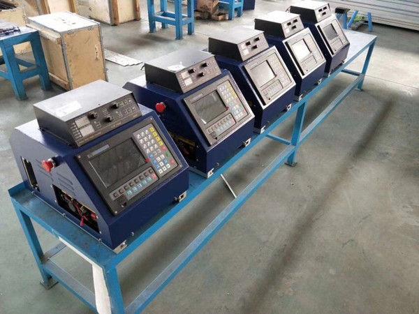 Mesin Pemotong Plasma CNC Portabel, Mesin Pemotong Api Efektif