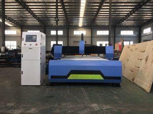 Mesin Pemotong Pemotong Logam Plasma CNC Kecil