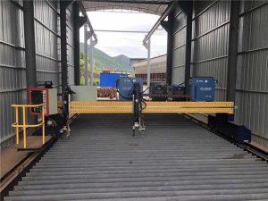 lembaran baja 1500x3000mm ukuran cnc plasma lembaran logam mesin pemotong