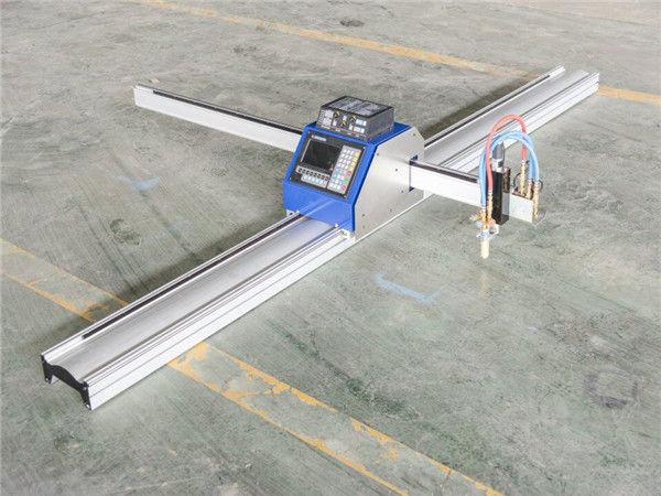 Baja pemotongan logam biaya rendah cnc mesin pemotong plasma 1530 DI JINAN diekspor ke seluruh dunia CNC
