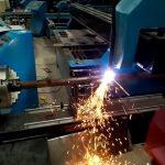 udara otomatis cnc pemotong tabung plasma mesin pemotong untuk lembaran logam