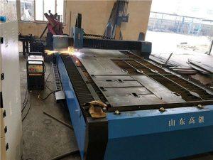 Murah cnc lembaran logam baja plat besi plasma mesin pemotong plazma harga