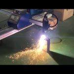 63A cina mesin pemotong logam cnc plasma cutter portabel