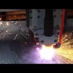 cnc plasma mesin pemotong api dengan pendingin air untuk penjualan panas