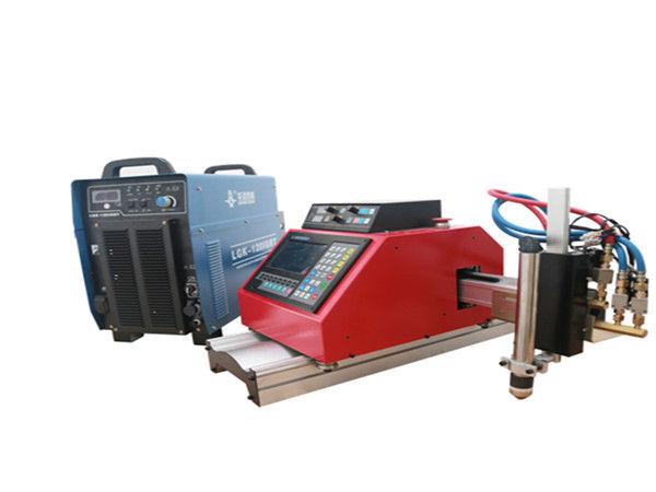 kualitas tinggi portabel kecil mesin pemotong plasma CNC untuk lembaran baja galvanis