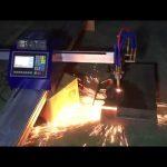 Biaya rendah mini portabel cnc pipa api mesin pemotong plasma untuk memotong logam stainless steel