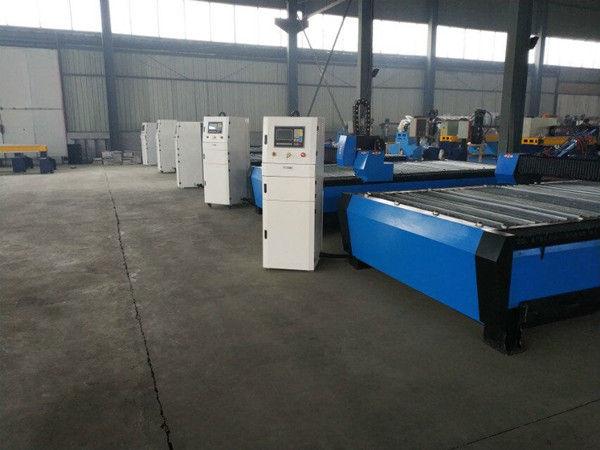 logam mesin pemotong plasma cnc murah Cina 1325 CNC mesin pemotong plasma