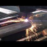 Dijual cnc mesin pemotong plasma dengan rotary, pemotong plasma untuk pipa logam