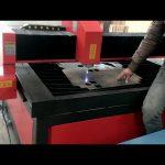 biaya rendah kecil akurasi tinggi logam cnc plasma mesin pemotong